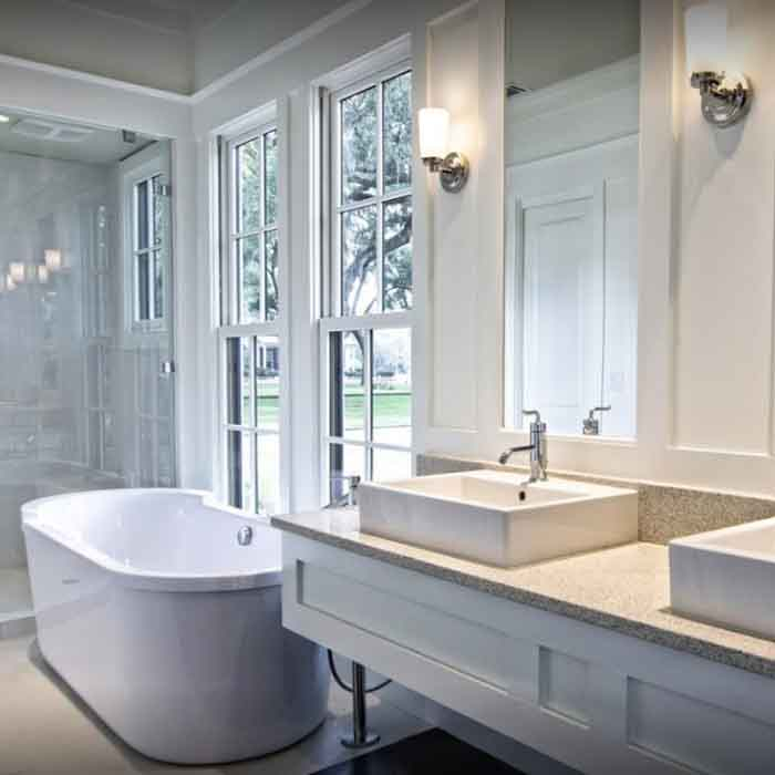 Bathroom remodeling by URB Remodeling