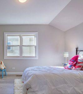 Bedroom remodeling by URB Remodeling & Renovation
