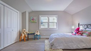 Bedroom remodeling by URB Remodeling & Renovation Company