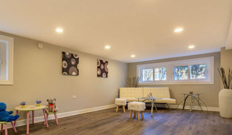 Entertainment Areas by URB Remodeling & Renovation