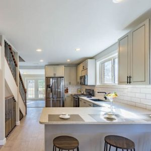 Kitchen remodeling by URB Remodeling